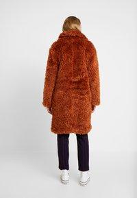 Even&Odd - Classic coat - camel - 2