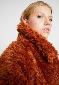 Even&Odd - Classic coat - camel - 5