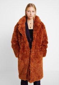 Even&Odd - Classic coat - camel - 0