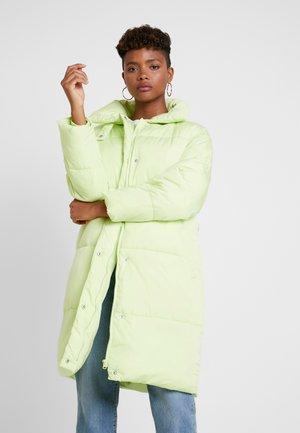 Manteau classique - acid lime