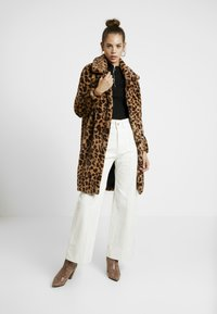 Even&Odd - Classic coat - leo - 1