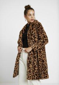 Even&Odd - Classic coat - leo - 0