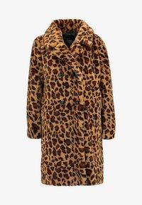 Even&Odd - Classic coat - leo - 4