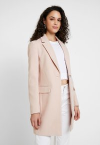 Even&Odd - Classic coat - rose - 0