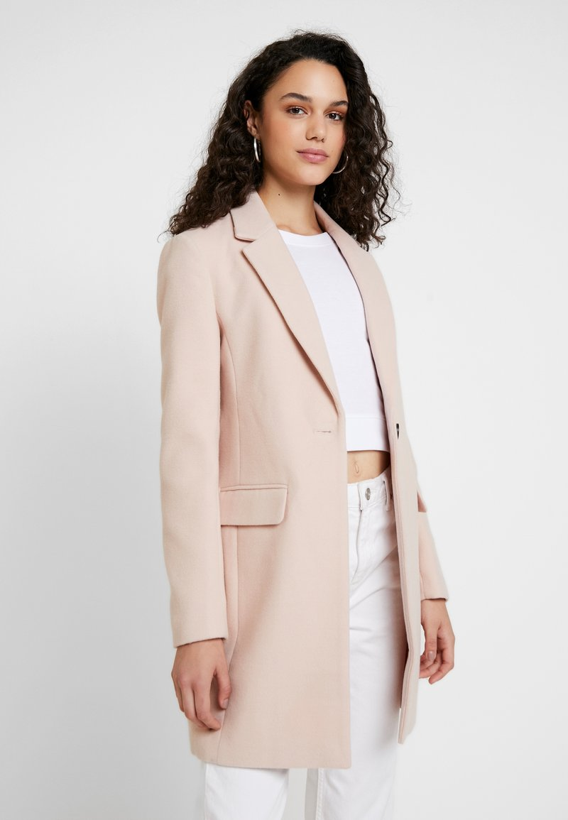 Even&Odd - Classic coat - rose