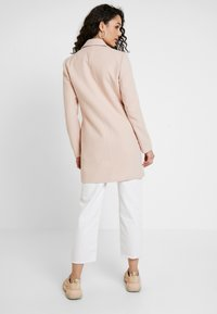 Even&Odd - Classic coat - rose - 2