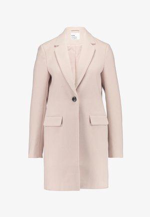 Zimní kabát - rose
