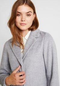 Even&Odd - Zimní kabát - mid grey melange - 3