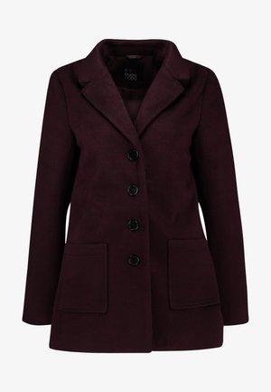 Cappotto classico - bordeaux