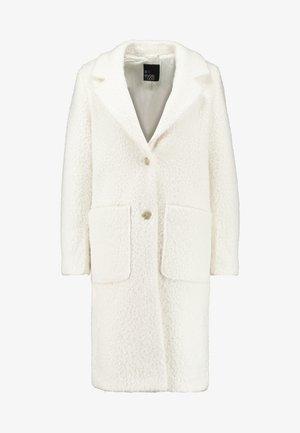 Zimní kabát - off white