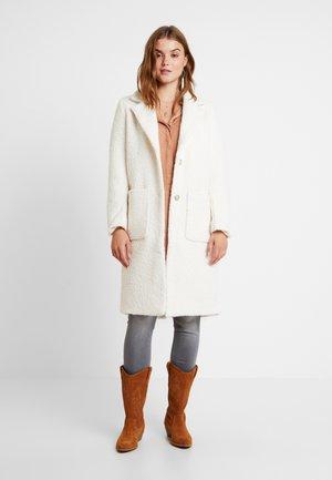 Cappotto classico - off white