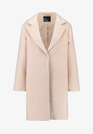 Classic coat - rose