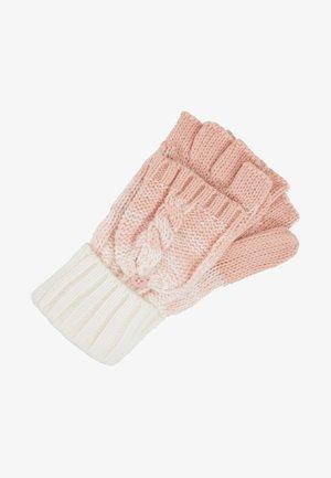 Handschoenen - rose