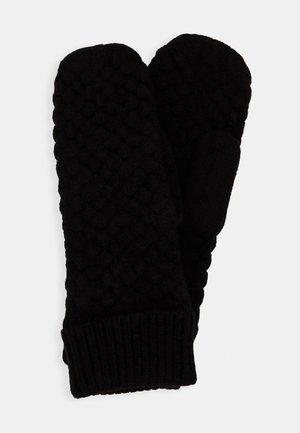 Moufles - black