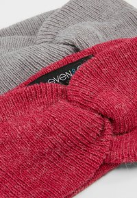Even&Odd - 2 PACK - Ørevarmere - pink/grey - 5