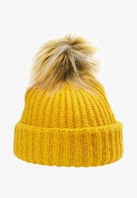 Even&Odd - Bonnet - mustard - 3