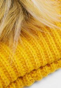 Even&Odd - Bonnet - mustard - 4