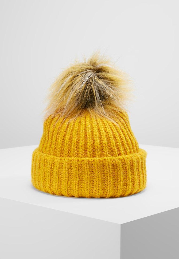 Even&Odd - Bonnet - mustard