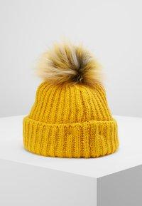 Even&Odd - Bonnet - mustard - 2