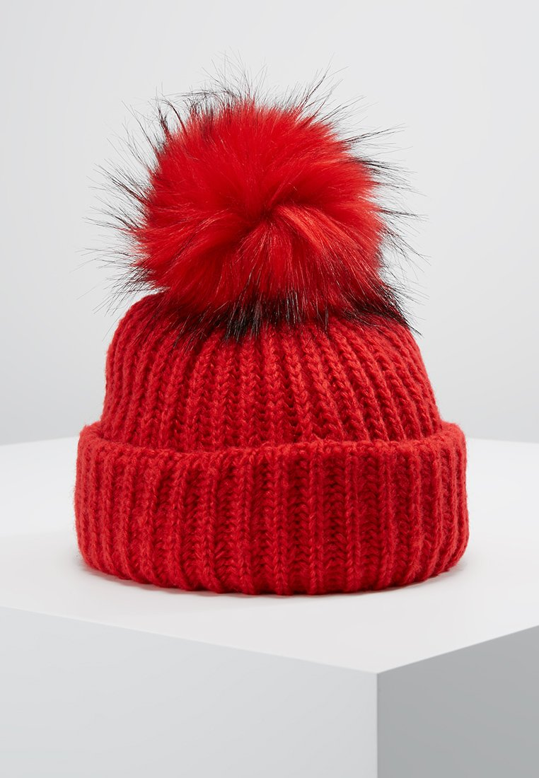 Even&Odd - Beanie - red