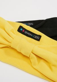 Even&Odd - 2 PACK HEADBAND - Hair Styling Accessory - mustard/black - 5