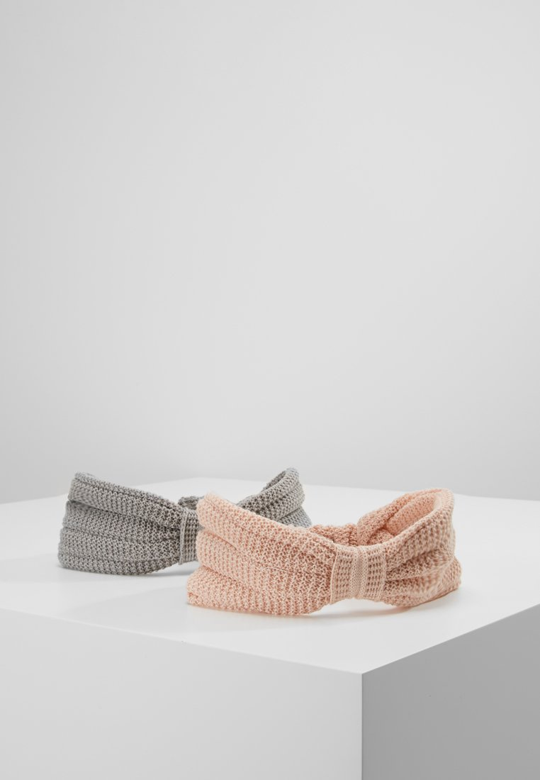 Even&Odd - 2 PACK - Haar-Styling-Accessoires - grey/rose
