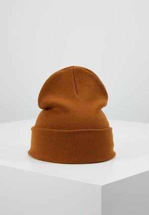 Mütze - camel