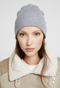 Even&Odd - Beanie - dark gray - 1