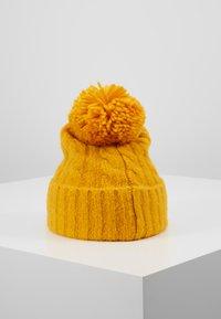 Even&Odd - Czapka - mustard - 2