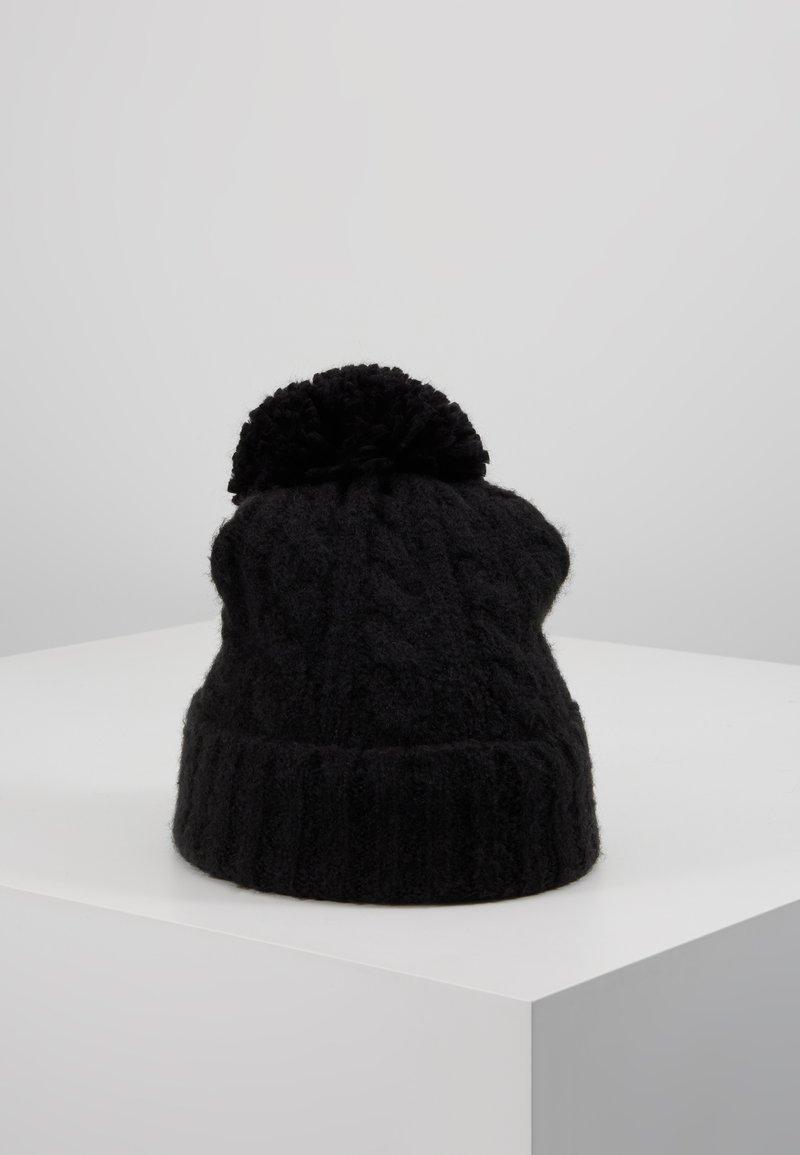 Even&Odd - Bonnet - black