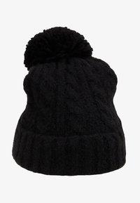 Even&Odd - Bonnet - black - 3