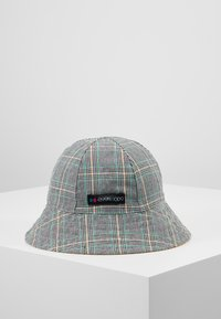 Even&Odd - REVERSIBLE HAT - Bonnet - mustard - 4