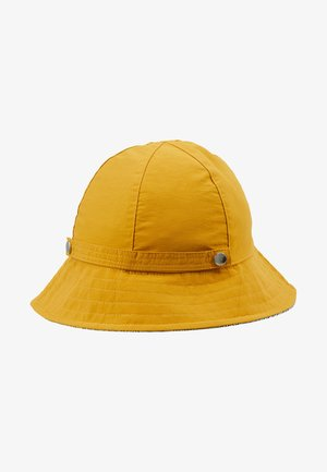 REVERSIBLE HAT - Beanie - mustard