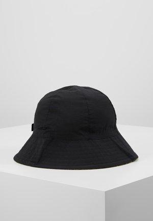 REVERSIBLE HAT - Beanie - black
