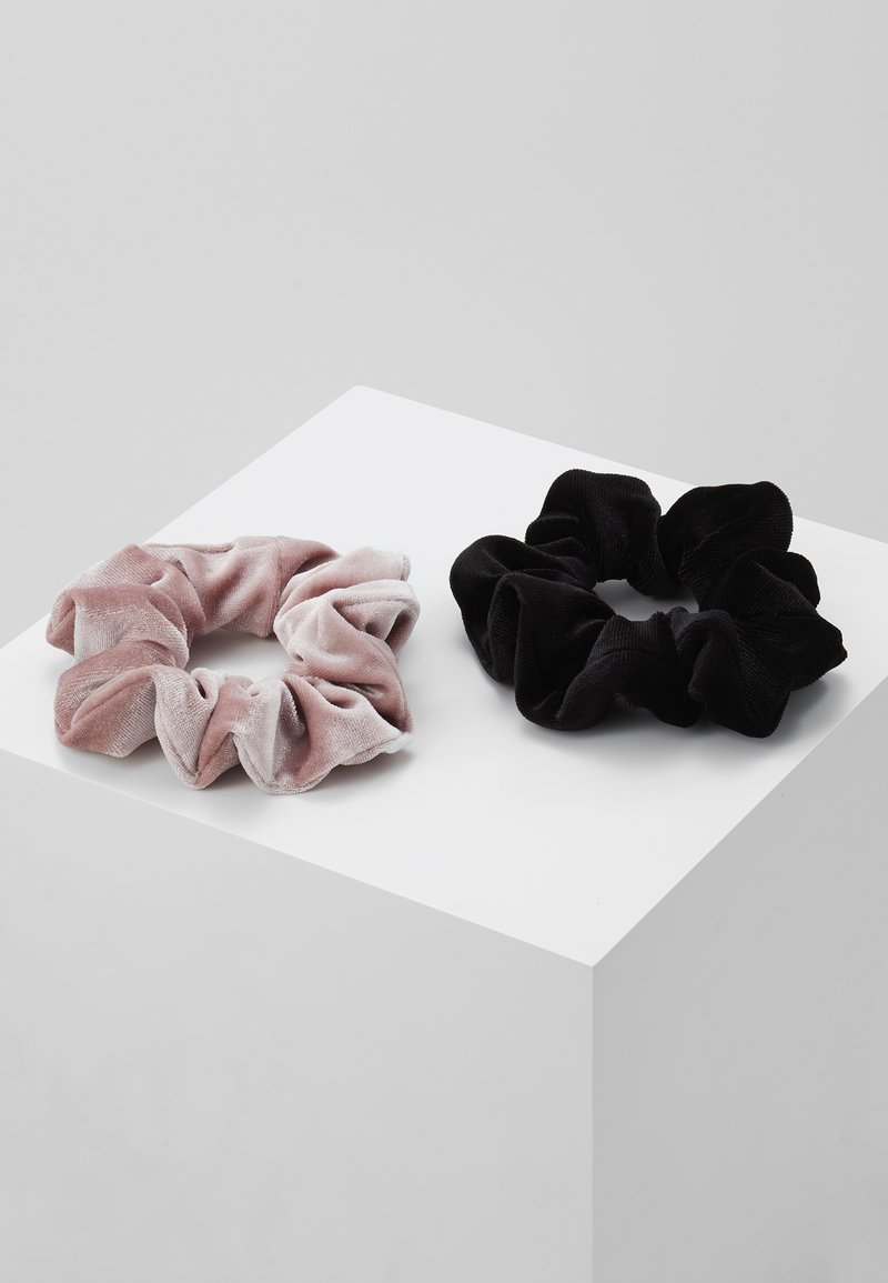 Even&Odd - 2 PACK - Haar-Styling-Accessoires - rose/black