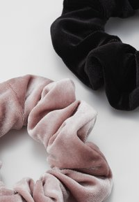 Even&Odd - 2 PACK - Haar-Styling-Accessoires - rose/black - 4