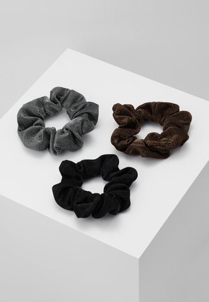 3 PACK - Hair Styling Accessory - black/gold/silver