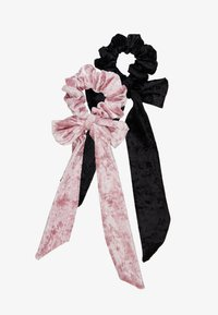 Even&Odd - 2 PACK - Hair Styling Accessory - black/rose - 4