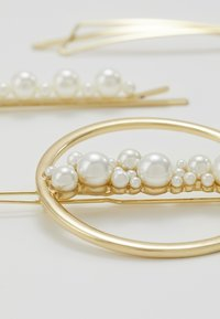 Even&Odd - 3 PACK - Accessoires cheveux - gold-coloured - 4