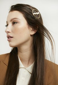 Even&Odd - 3 PACK - Accessoires cheveux - gold-coloured - 1