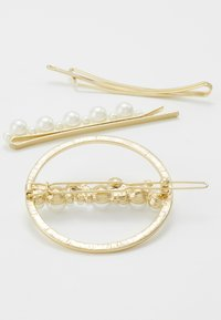 Even&Odd - 3 PACK - Accessoires cheveux - gold-coloured - 2