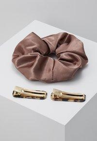 Even&Odd - SET- 3 PACK - Accessoires cheveux - rose - 2