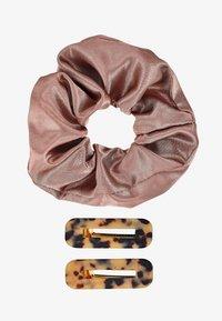 Even&Odd - SET- 3 PACK - Accessoires cheveux - rose - 3