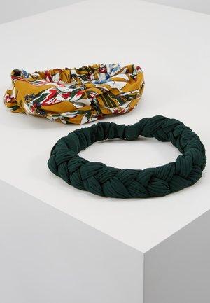 2 PACK - Accessori capelli - green/multicoloured