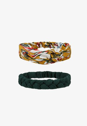 2 PACK - Haaraccessoire - green/multicoloured