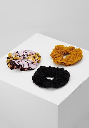 3 PACK - Příslušenství kvlasovému stylingu - black/multicoloured