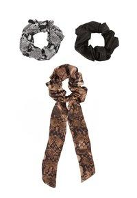 Even&Odd - SET - Hair Styling Accessory - black/multicolor - 1