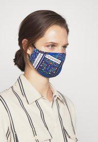 Even&Odd - 3 PACK - Community mask - blue/multi/rose - 1