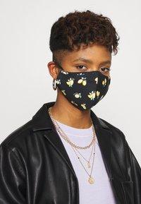 Even&Odd - 3 PACK - Community mask - multi/black/khaki - 1