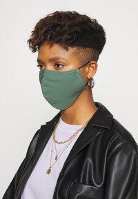 Even&Odd - 3 PACK - Community mask - multi/black/khaki - 2
